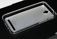 Силиконовый чехол для Asus Zenfone C ZC451CG Прозрачный