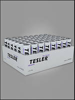 Батарейка щелочная Tesler Alkaline AAA LR03 48 шт