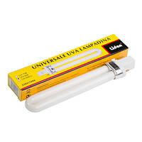 Змінна УФ-лампочка 9W (євростандарт)