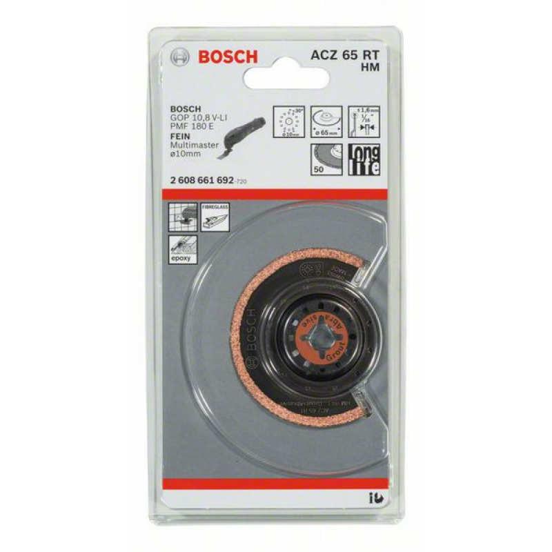 Сегментированый пильный диск HM-RIFF для узких пропилов, 2608661692