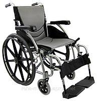 KARMA S - ERGO 115 Ультра легкая Алюминиевая Инвалидная Коляска