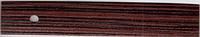 Кромка Зебрано темное PVC