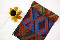 Яркий женский весенний шарфик