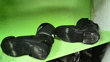 Мотоботинки бу AKITO, фото 3