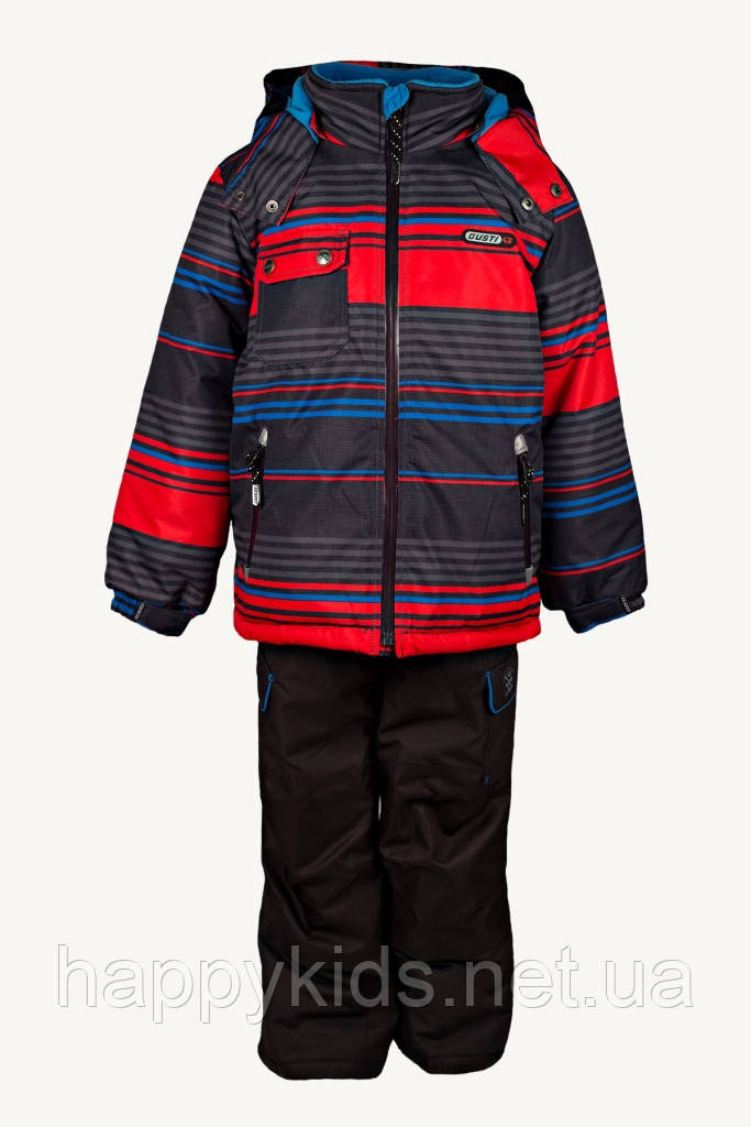 Зимний костюм для мальчика Gusti Boutique 3034 GWB. Размеры 98 - 128.