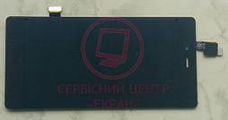 ZTE Nubia Z9 Mini дисплей в зборі з тачскріном модуль чорний