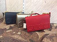 Сумка женская повседневная Гуччи бренд Gucci