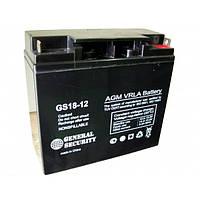 Аккумуляторная батарея 18 Ач 12В