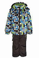 Зимний костюм для мальчика Gusti Boutique 3042 GWB. Размер 96 - 134.