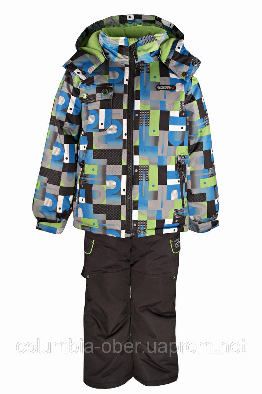 Зимний костюм для мальчика Gusti Boutique 3042 GWB. Размер 122.