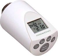 Электронная термоголовка для радиатора с недельной отопительной программой PH60
