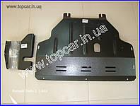 Защита двигателя метал на Renault Trafic II 1.9/2.5DCi 01-  Украина ZDRT01