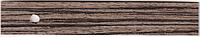 Кромка ABS Зебрано бежево-серое