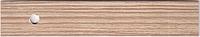 Кромка ABS Зебрано песочное