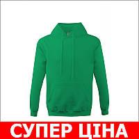 Мужская толстовка Keya Ярко-зелёный Размер M UNISEX HOODED SWEATSHIRT  SWP280-47 M