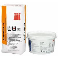 Aquafin 2K двухкомпонентная эластичная полимер цементная гидроизоляция