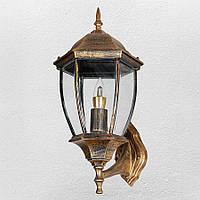Садово-парковый светильник , бра ( модель 60-VDJ001-M-W1 GB E27 )