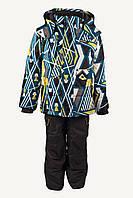 Зимний костюм для мальчика Gusti Boutique 3046 GWB. Размер 98 - 122.