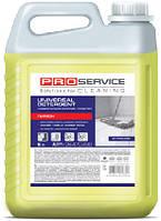 PRO service универсальное средство для мытья пола и поверхностей, лимон, 5л