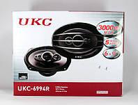 Автомобильная акустика колонки овалы UKC-6994S