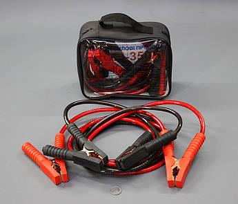 Провода для прикуривания PROFI 350 АI - 2,5 м., стартовые пусковые провода для автомобиля