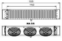 Воздухоохладители МА 6 ED S.E.R. (Италия)