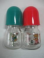Бутылочка стекляная 60 мл, арт. 31075