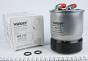 Паливний фільтр Мерседес Спринтер 906 + Віто 2.2 - 3.0 CDI - Німеччина -WUNDER