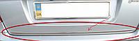 Хром накладки на Skoda Octavia Tour A4 кромка багажнка Нержавеющая сталь