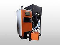 Пеллетный котел Тирас 2012 50 кВт с автоматической подачей топлива