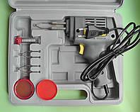 Импульсный паяльник 220В 200 Ватт с аксессуарами, фото 1
