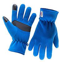 Перчатки флисовые NatureHike синий NH23S016-T