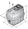 SAR 100- МСм 15/45 канализационная  система загородного дома, фото 2