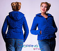 Женская осенняя куртка на синтепоне