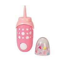 Интерактивная бутылочка для куклы Zapf  Baby Born Забавное Кормление (822104)
