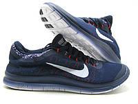 Кроссовки мужские Nike Free 3-0 V6 Blue