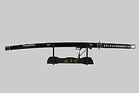 Самурайский меч катана ,подарочная коробка ,сталь 440с