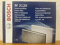 Фильтр салона Рено Логан 2004-->2013 Bosch (Германия) 1 987 432 120