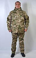 Теплый камуфляжный армейский костюм Мультикам - зима (Польша)