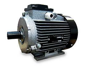 Трёхфазный электродвигатель АИР 90 L2 У2 (3 кВт, 3000 об/мин)