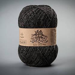 Вивчари полушерсть ПРО - Semi-wool PRO, цвет 602 маренго