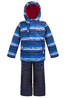 Детский зимний костюм для мальчика Salve by Gusti SWB 5079. Размер 98  - 128.