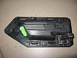 Ручка внутренняя передней двери 9621422977 левая б/у на Citroen Berlingo, Peugeot Partner 1996-2003 года, фото 2