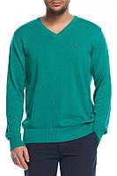 Мужской свитер De Facto бирюзового цвета