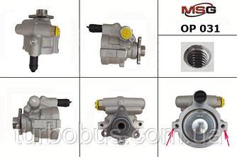 Насос ГУР для Renault Master 2.5 и 2.3 c 2011 года MSG OP 031