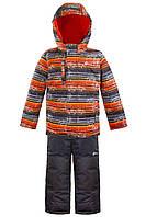 Детский зимний костюм для мальчика Salve by Gusti SWB 5079. Размер 92  - 128.