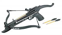 """Рекурсивный пистолетный арбалетMan Kung MK-80A4PL """"Кобра""""."""