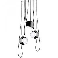 Подвесной светильник Pride 89069/3 black, фото 1