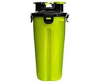 Shaker Hydra Cup 1000 ml Green