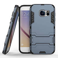 Чехол Samsung S7 edge / G935 Hybrid Armored Case темно-синий